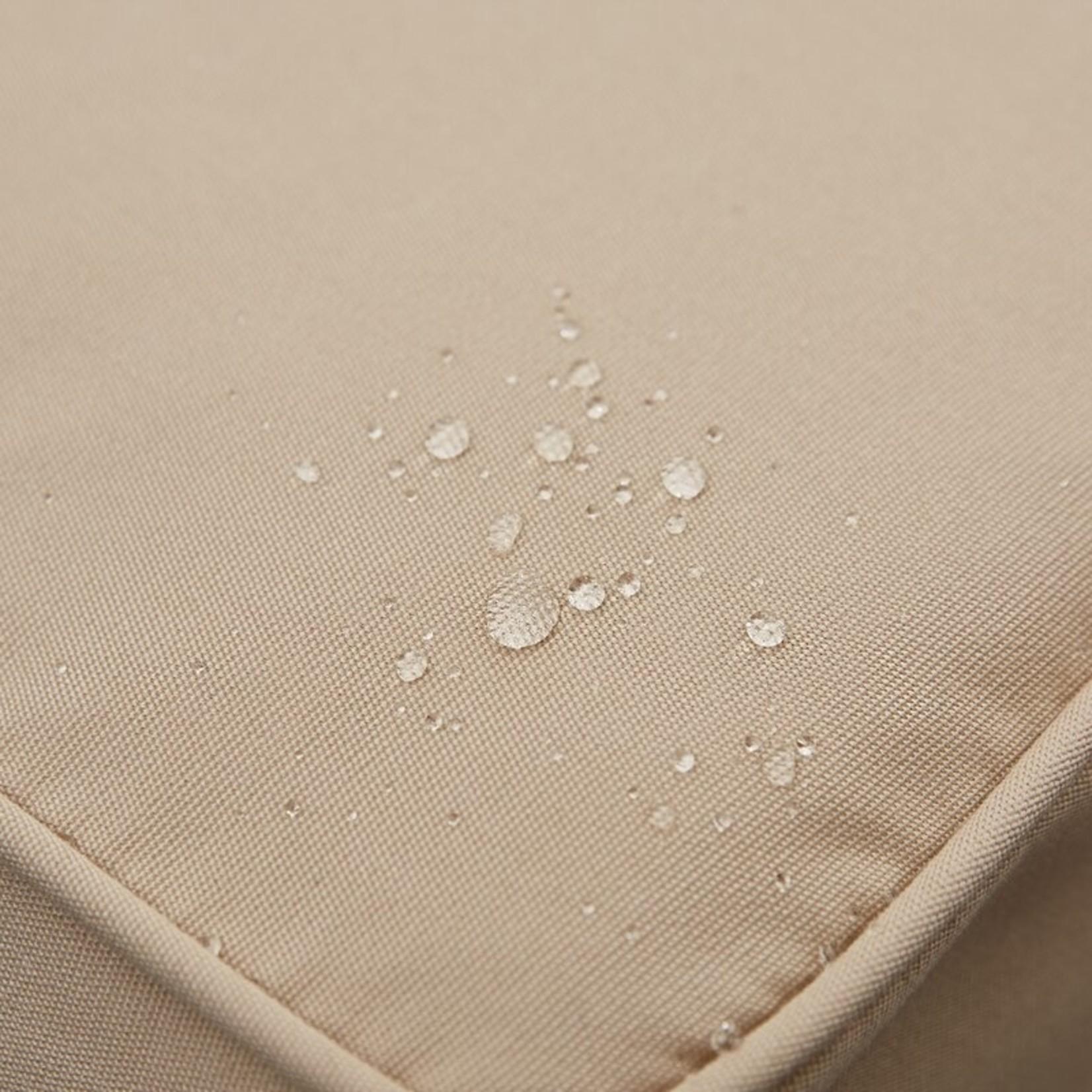 *Outdoor Sunbrella Seat Cushion - Cast Silver