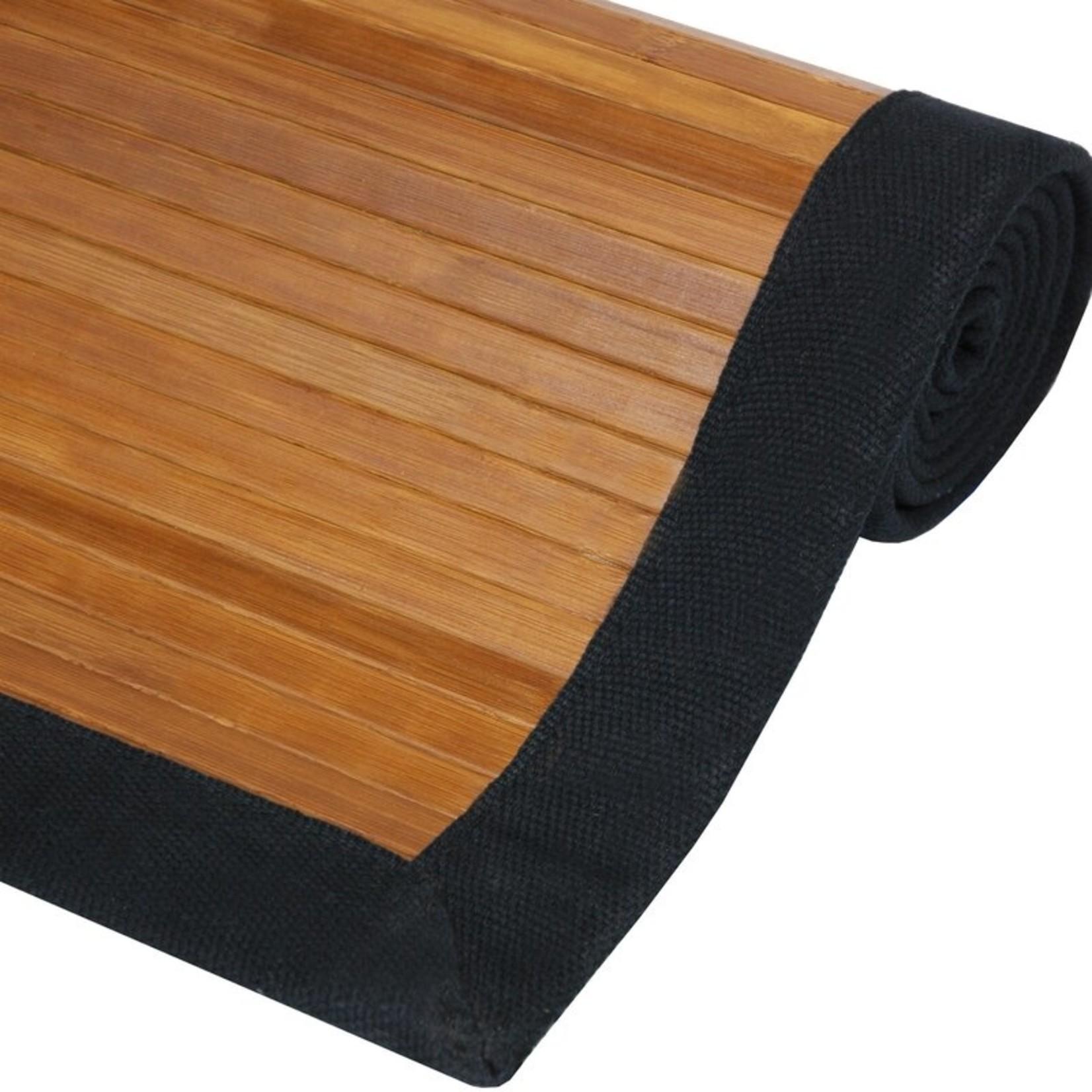 *2' x 3' - Solihull Burnt Bamboo Area Rug