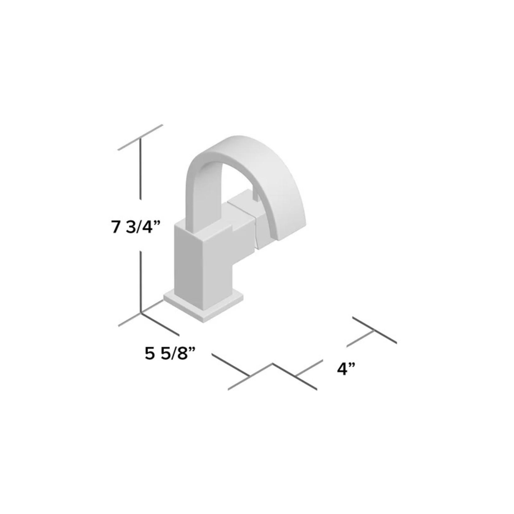 *DELTA Vero Bathroom Faucet - 1-Handle - Chrome - Small Defect