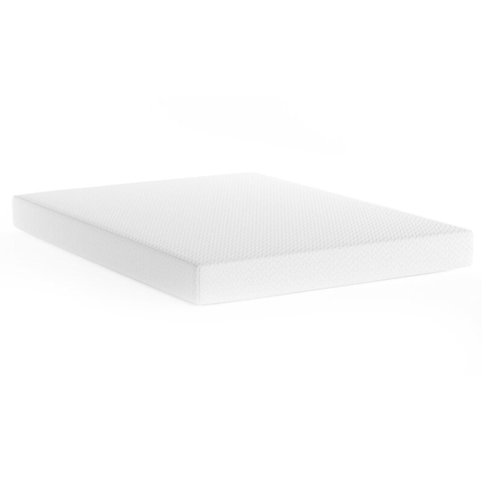 "*King - Medium 8"" Gel Infused Memory Foam Mattress - Final Sale"