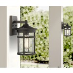 *Stallings Outdoor Wall Lantern - Oil Rubbed Bronze