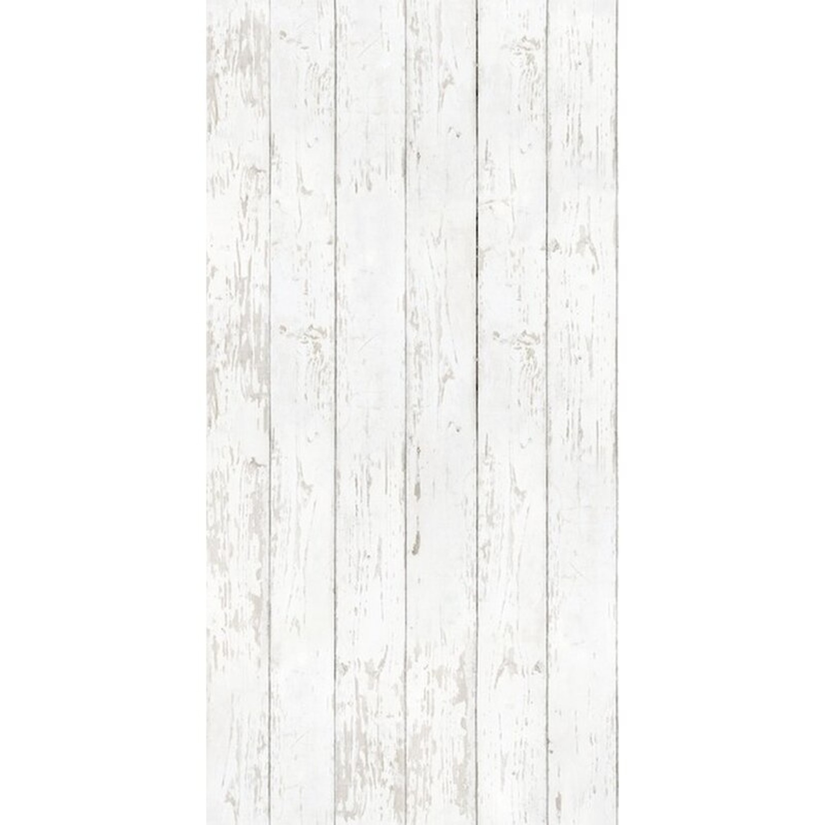 "*Hepburn Wood 48"" L x 24"" W Paintable Peel and Stick Wallpaper Panel"