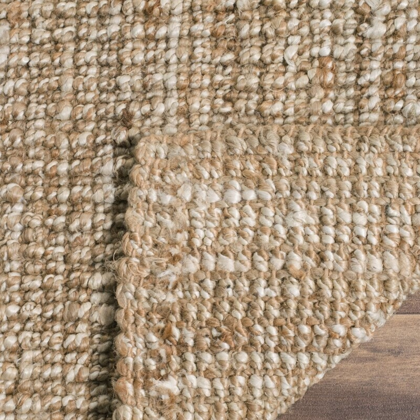 *8' x 10' - Waldenburg Handmade Flatweave Jute/Sisal Beige Area Rug