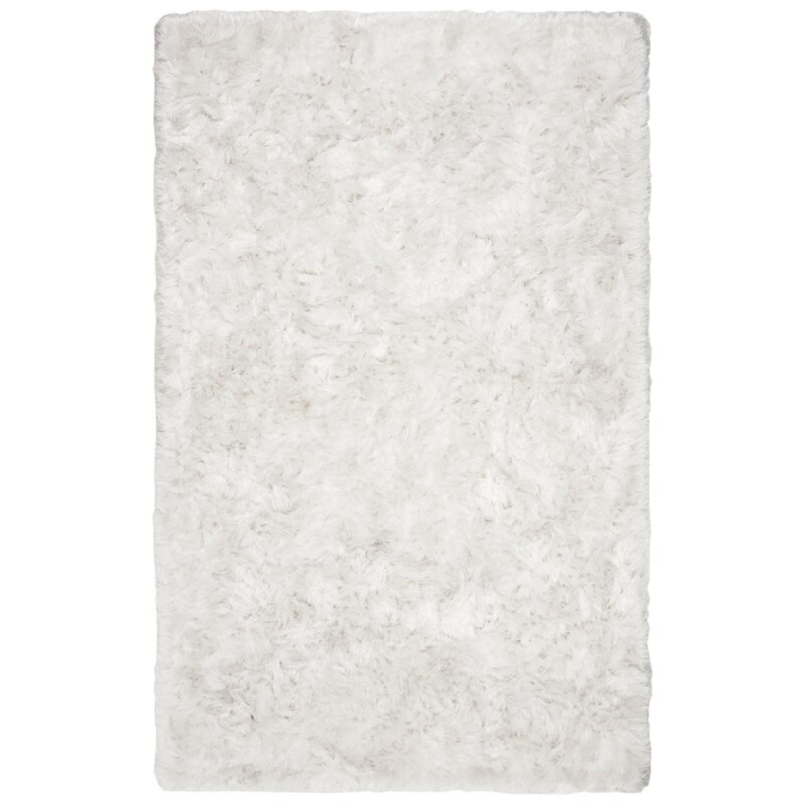 *4' x 6' - Morrell Hand-Tufted Cotton Ivory Area Rug