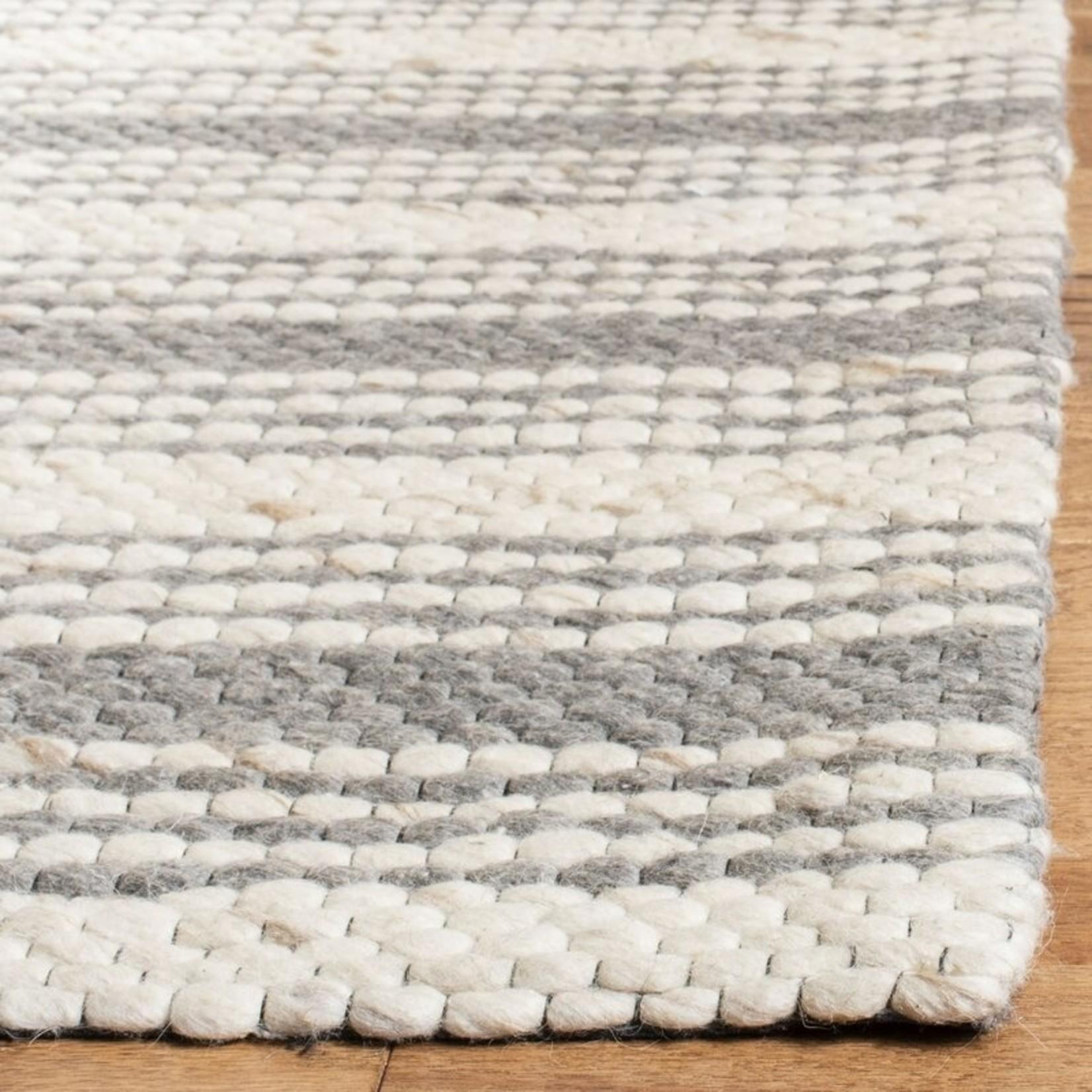*3' x 5' - Marbella Handwoven Flatweave Gray/Taupe/Neutral Tone Area Rug
