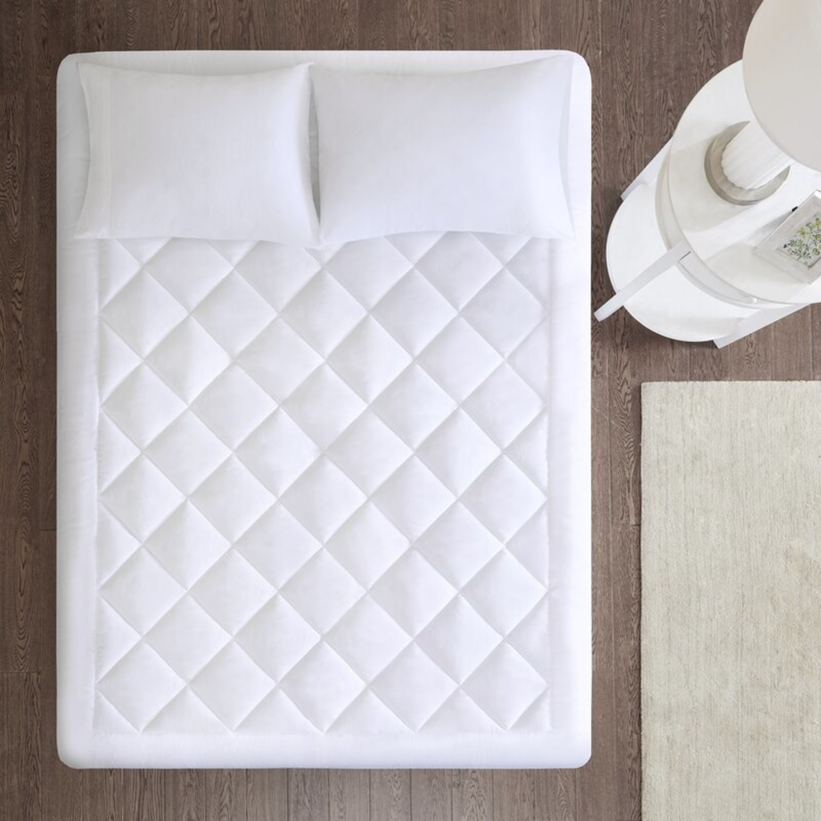 *Queen - Wayfair Sleep Waterproof Down Alternative Mattress Pad - Final Sale
