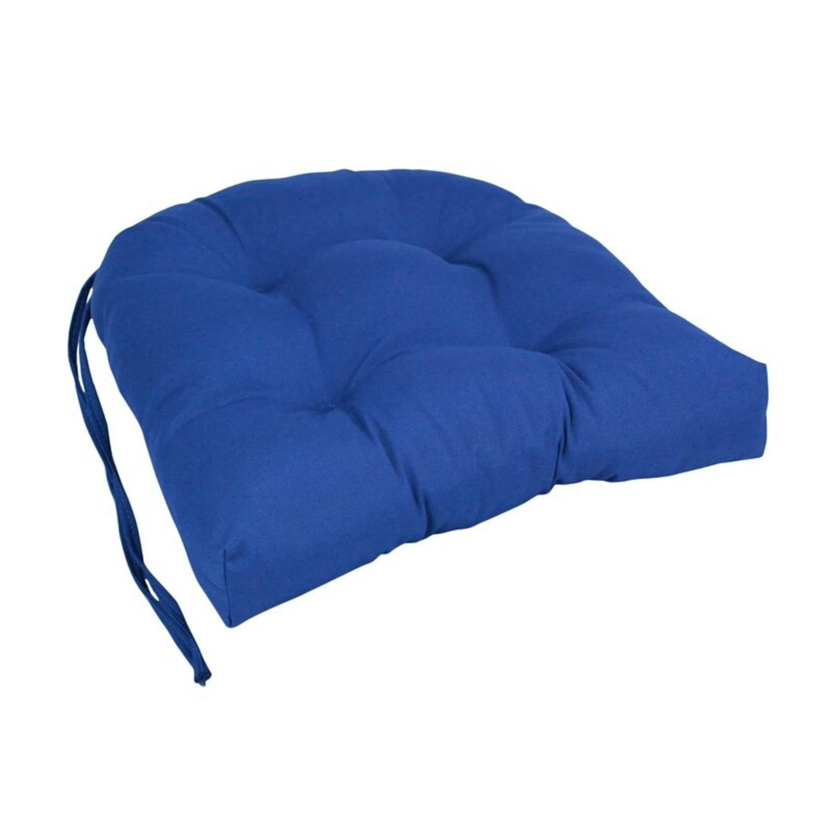 *Chair Pad Cushion - Royal Blue - Set of 4