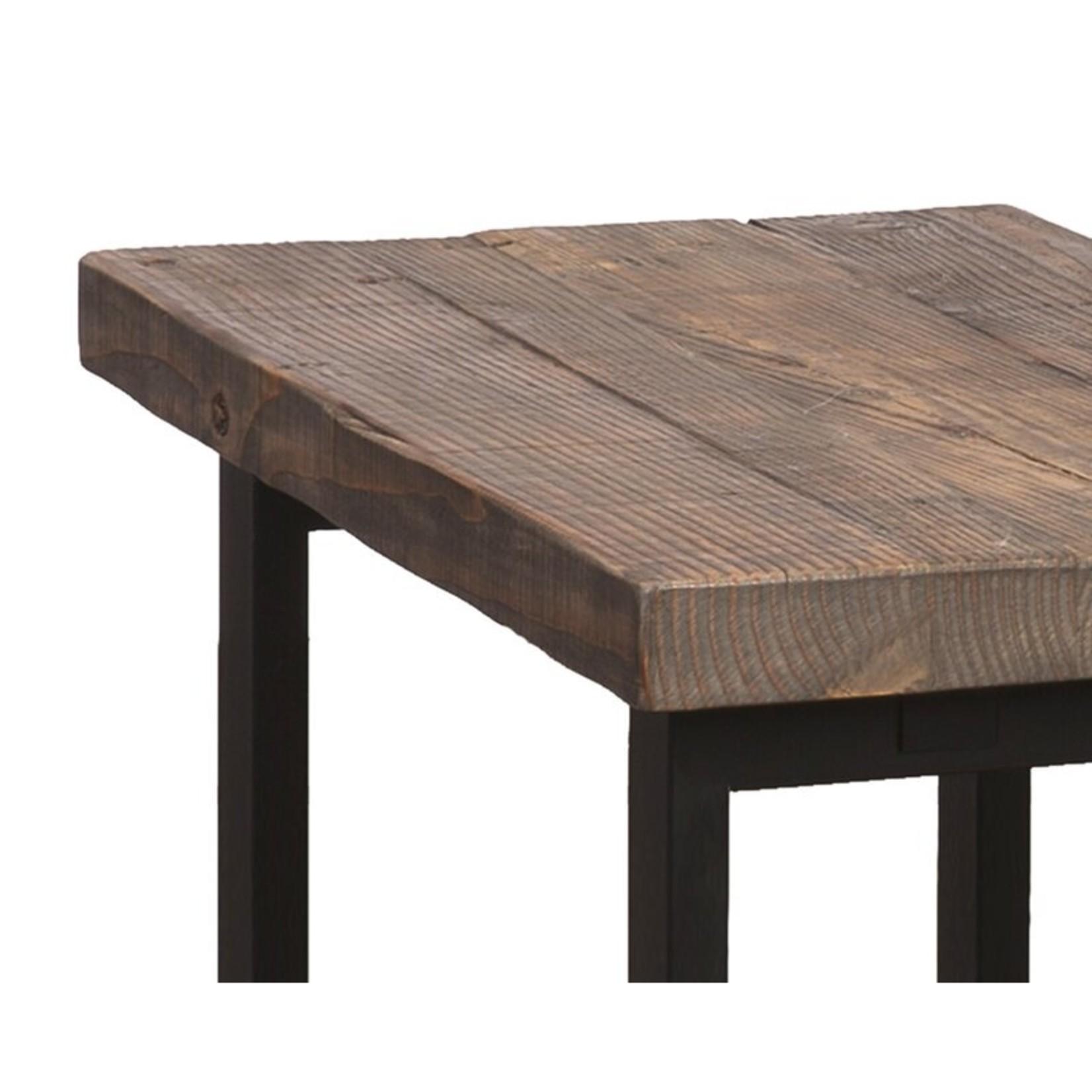 *Adams Solid Wood End Table