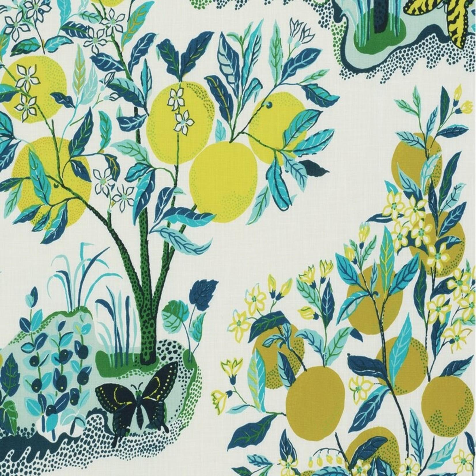*Citrus Garden Performance Fabric - 5 Yards - Final Sale