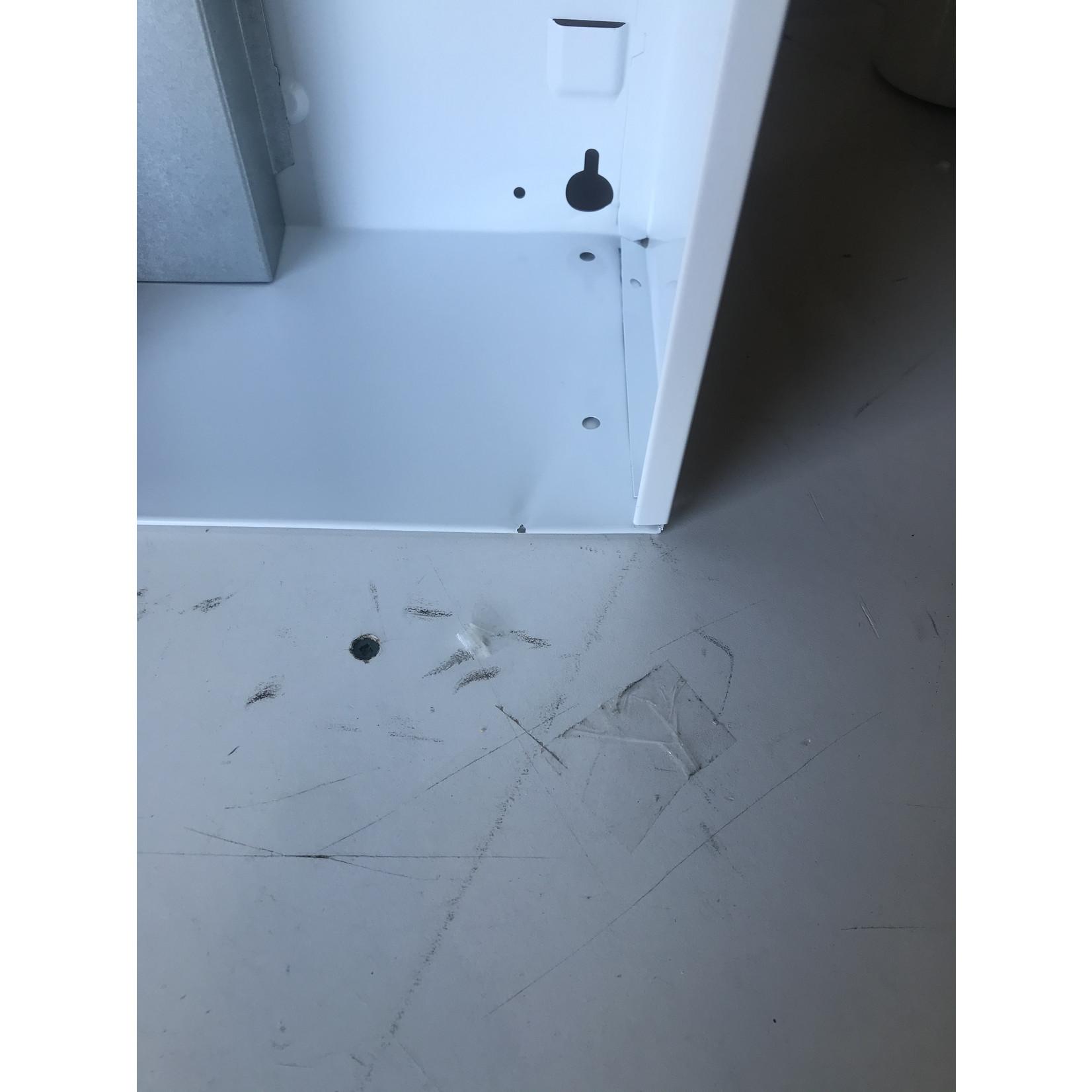 "*30"" 42000 Series 190 CFM Ducted Under Cabinet Range Hood - White - Slight Damage"