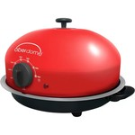 *Oberdome Electric Rotisserie Oven - Red