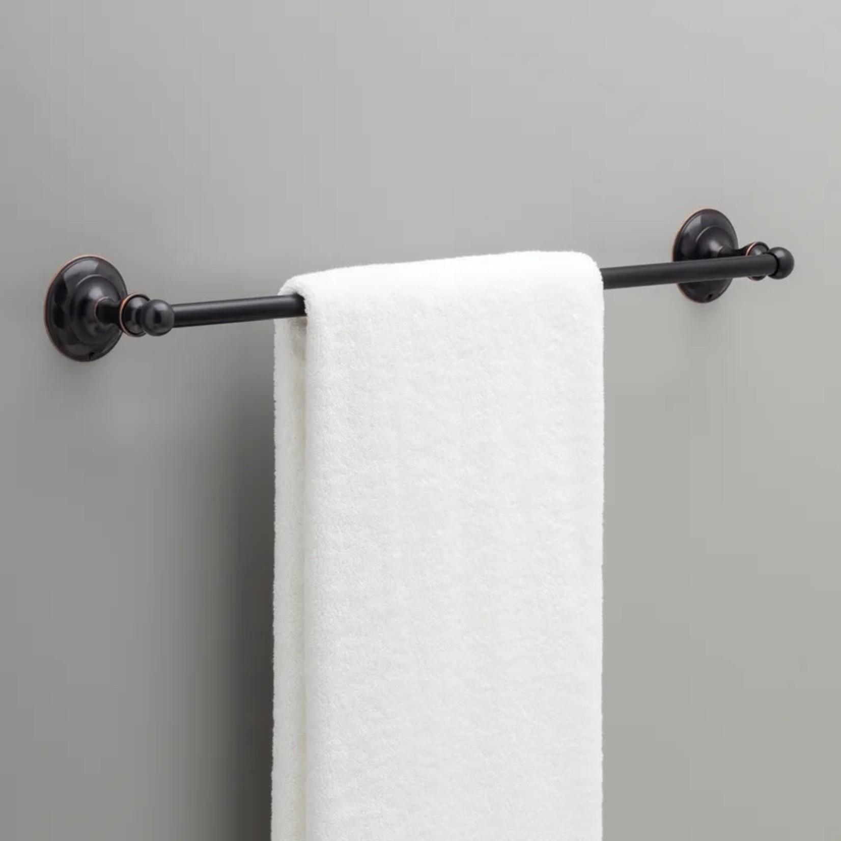 *Pirouette 3 - Piece Bathroom Hardware Set - Oil Rubbed Bronze