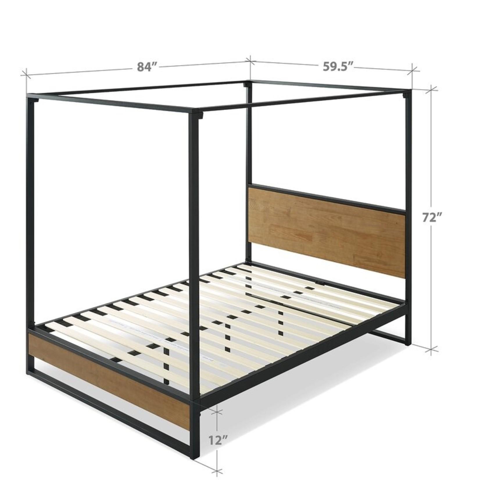 *Queen - Rumbaugh Canopy Bed