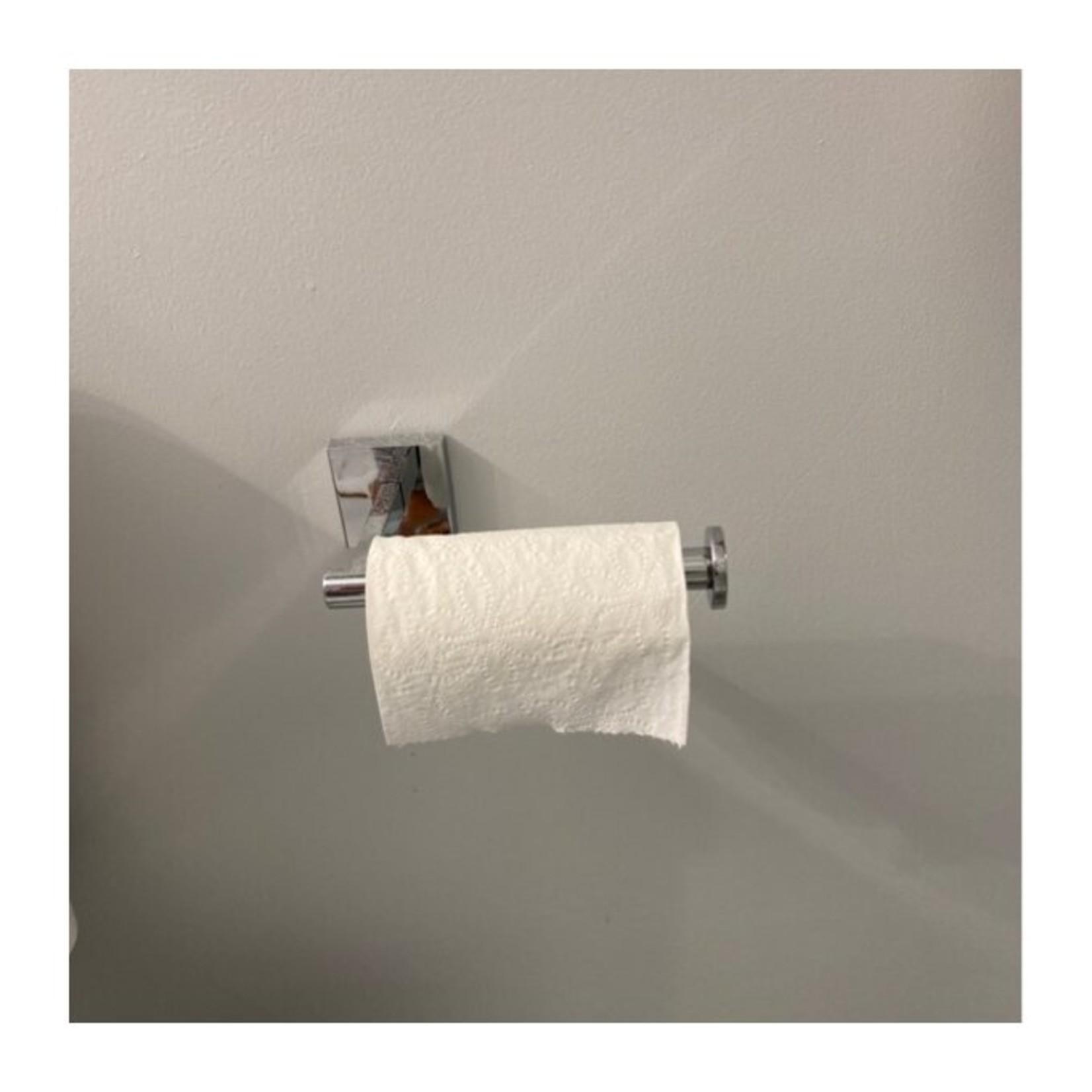 *Moen Single-Post Wall Mount Toilet Holder