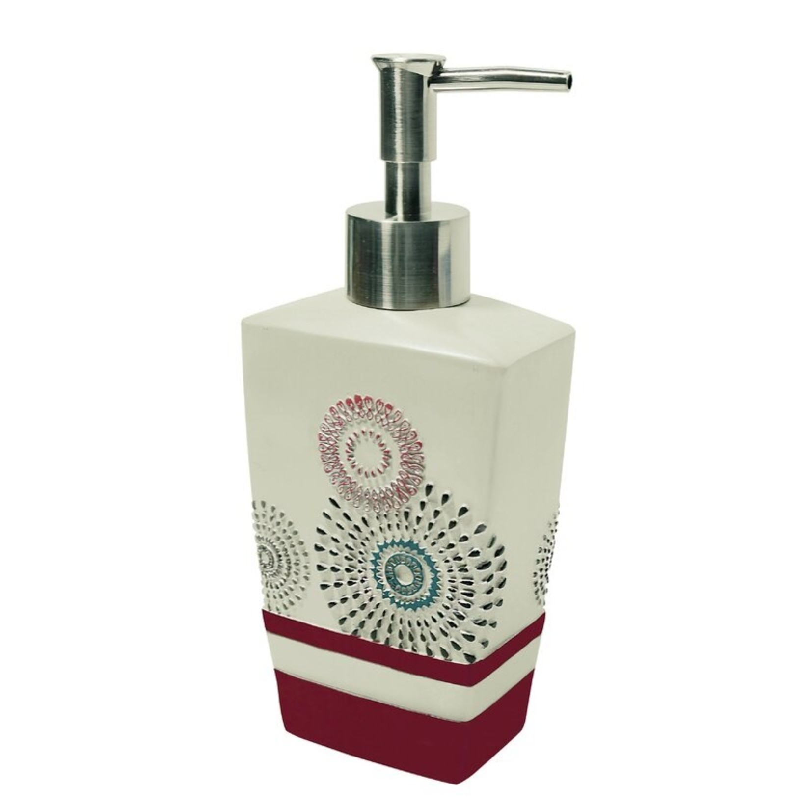 *Voegele Toothbrush Holder And Lotion Dispenser - Set of 2
