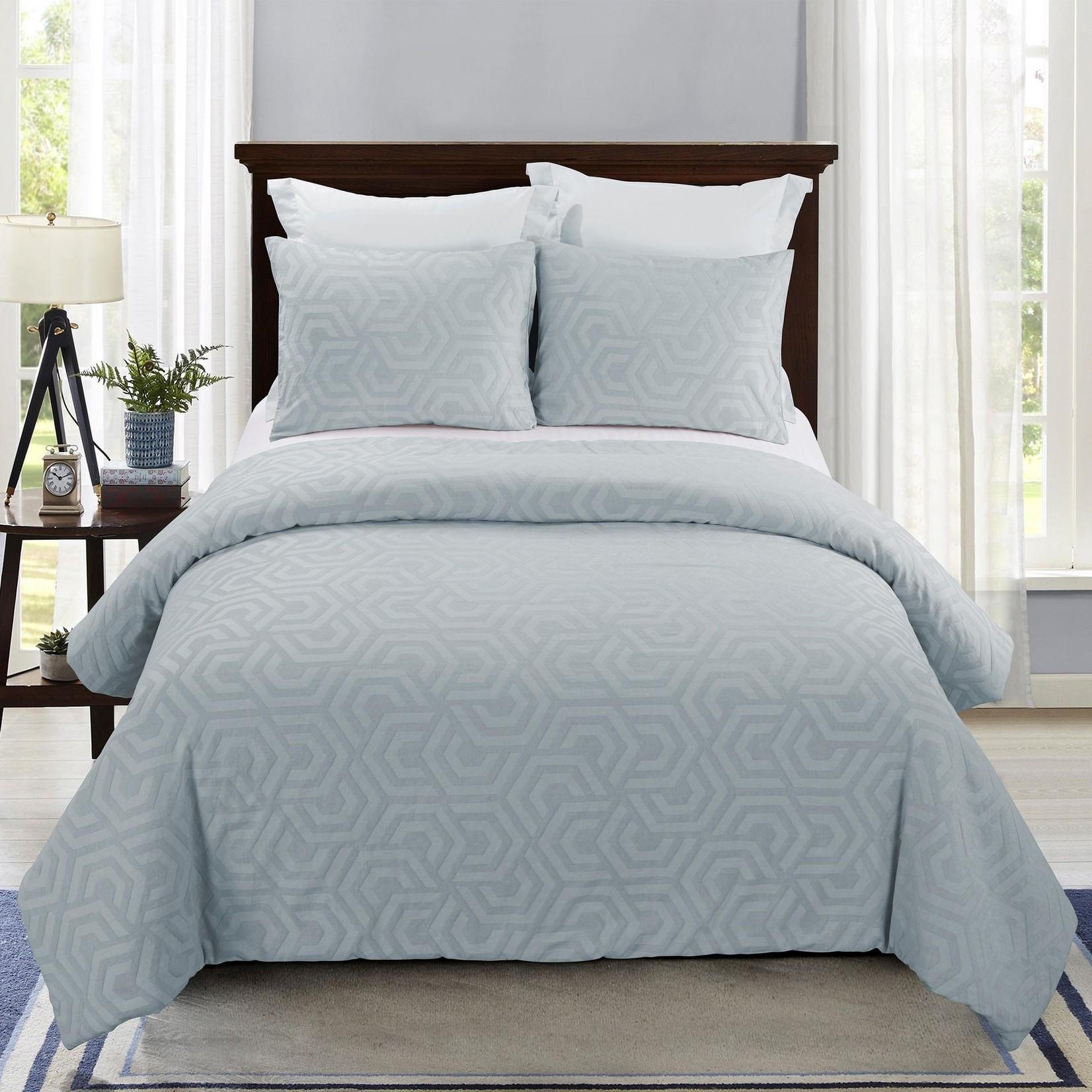 *Queen - Your Lifestyle Seville Comforter Set - Final Sale