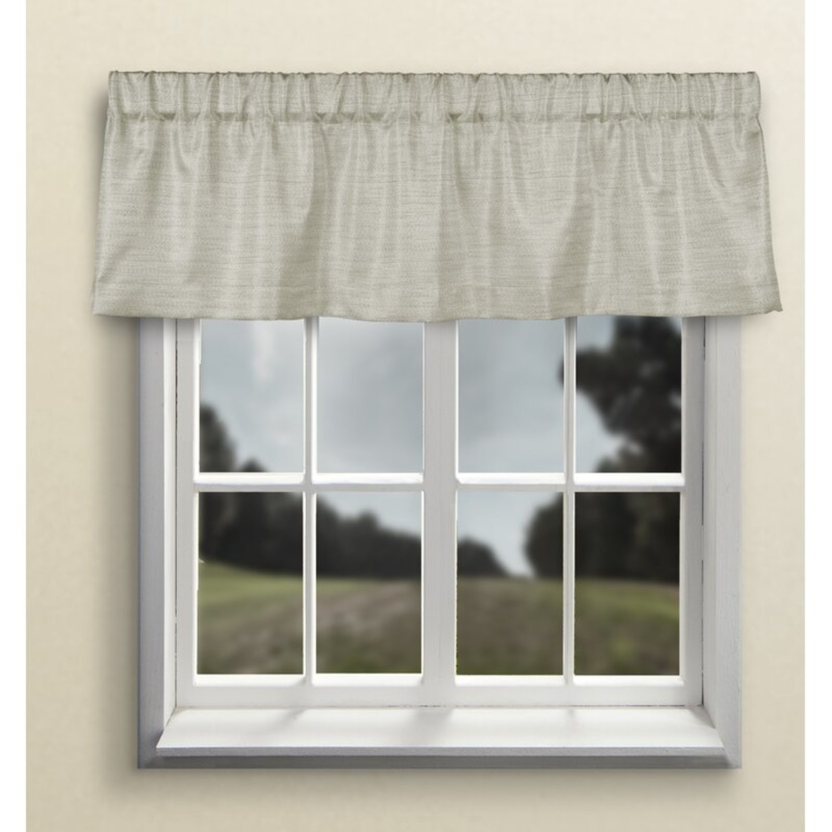 "* 54"" - Jaronda Tailored Window Valance"