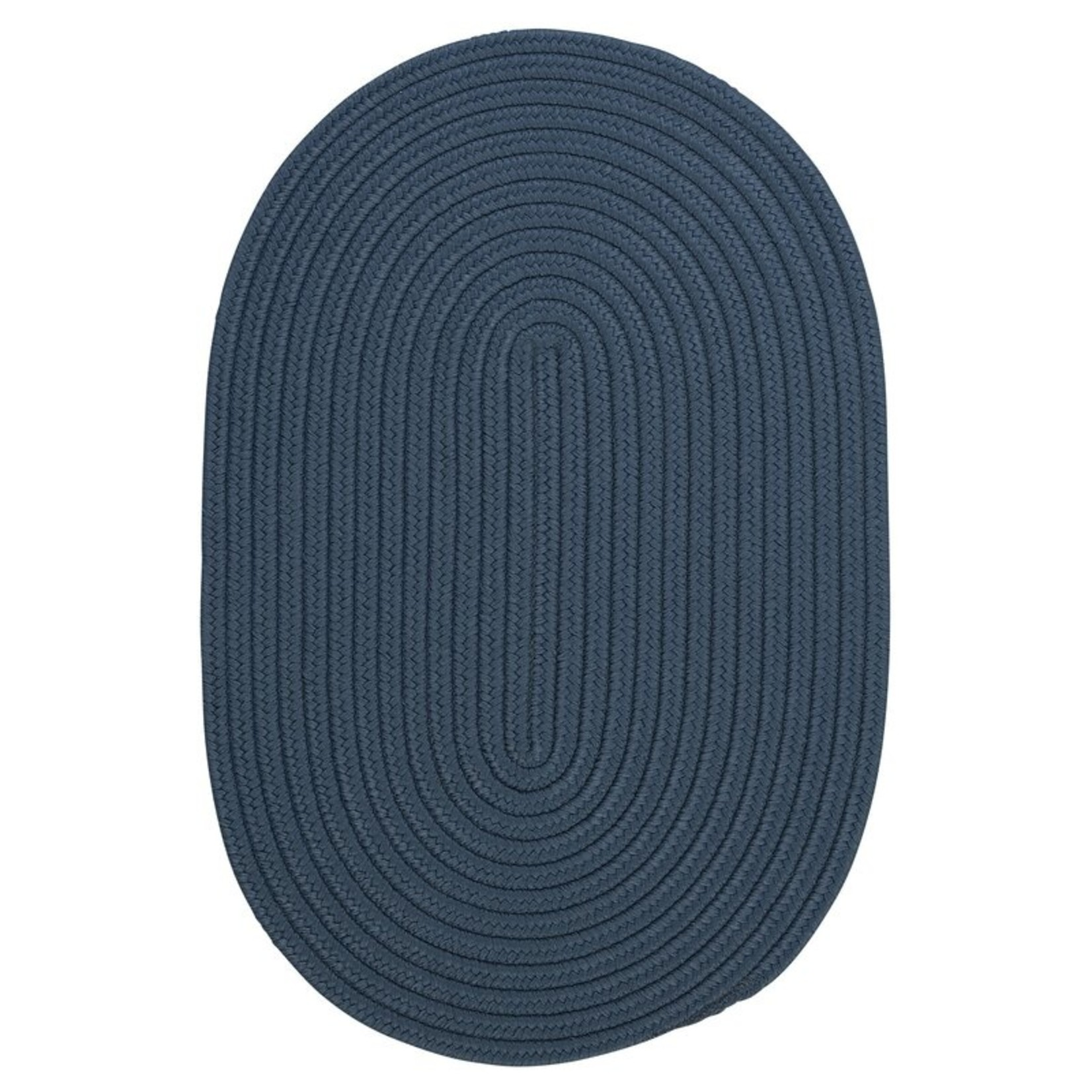 *2' x 5' -  Nolana Port Royale Braided Blue Rug