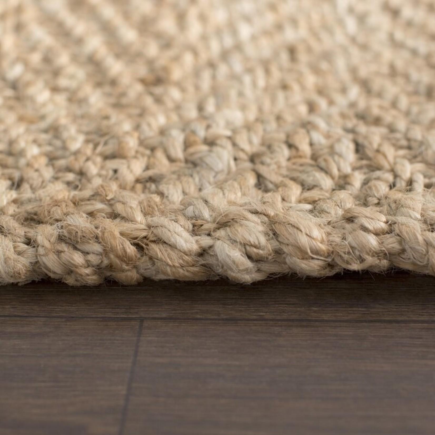*2'3 x 14' - Garette Jute/Sisal Natural Area Rug