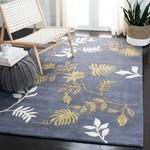 *3'6 x 5'6 - Avayah Floral Handmade Tufted Area Rug