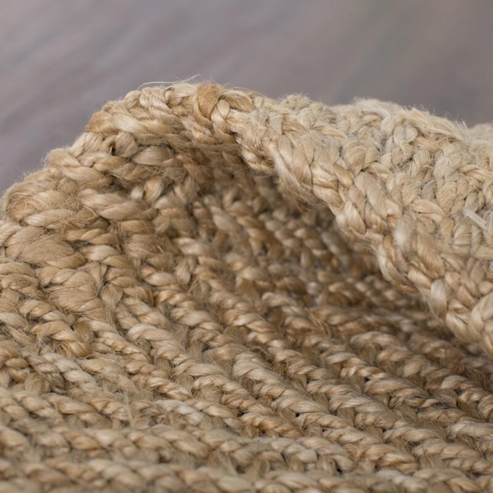 *2'4 x 8' -  Garette Jute/Sisal Natural Area Rug