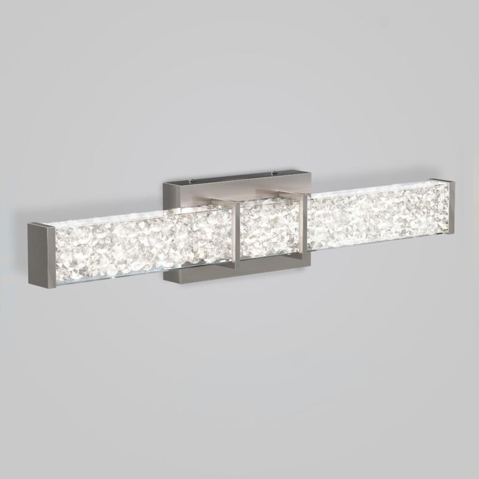 *Wyndham 1-Light Dimmable LED Bath Bar