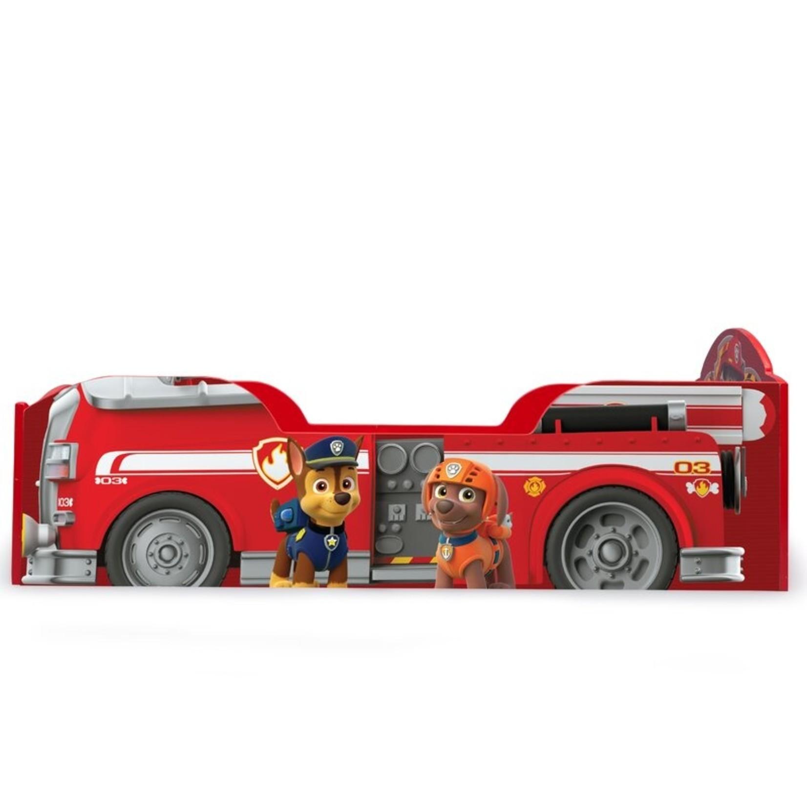 *Nick Jr. PAW Patrol Toddler Car Bed