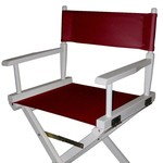 *Wilmington Director Chair Replacement Canvas (Chair Frame Not Included)