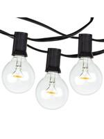 *Shorewood 25' Outdoor Indoor 25 - Bulb Globe String Light