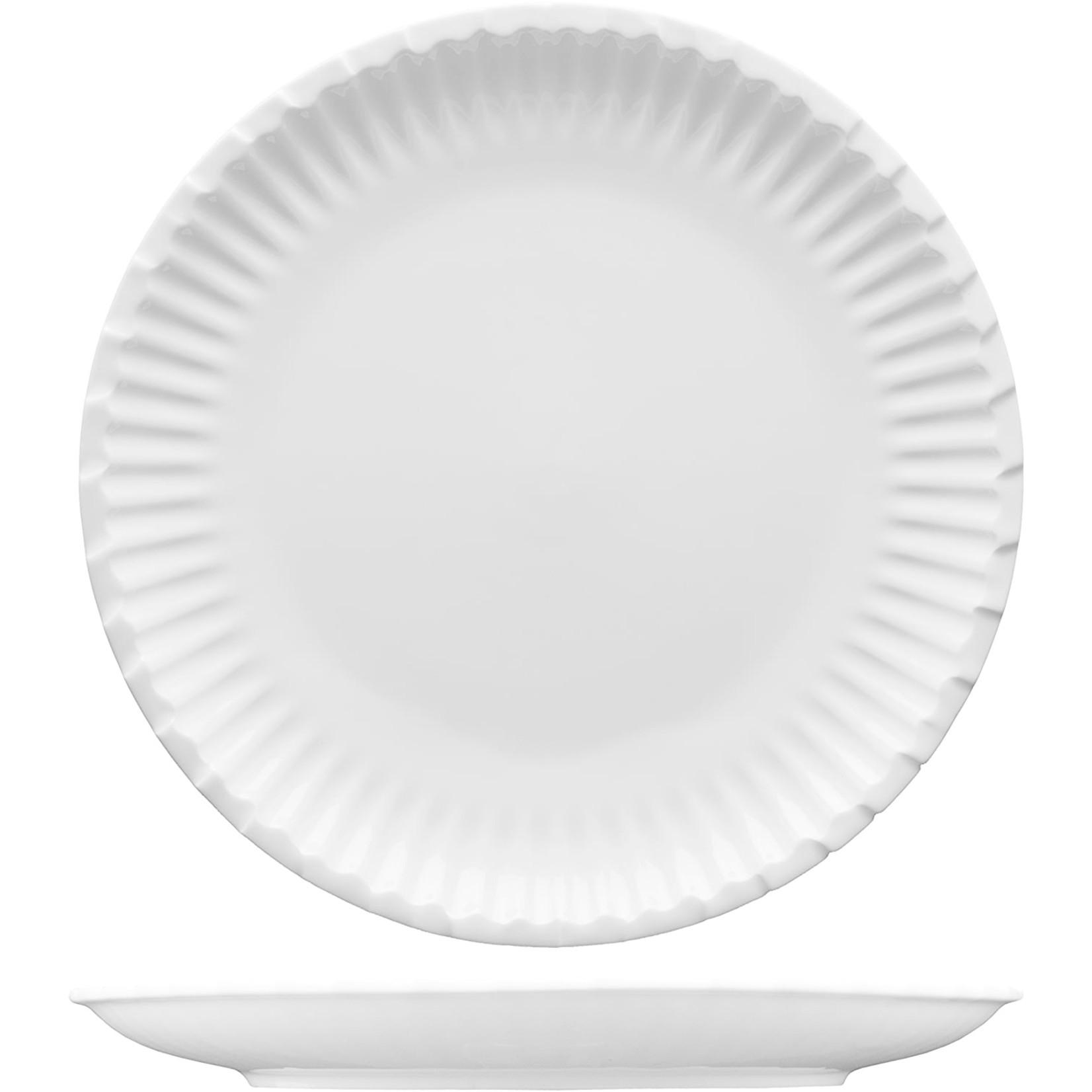 "*12"" -  Food Truck Dinner Plate - Set of 12"
