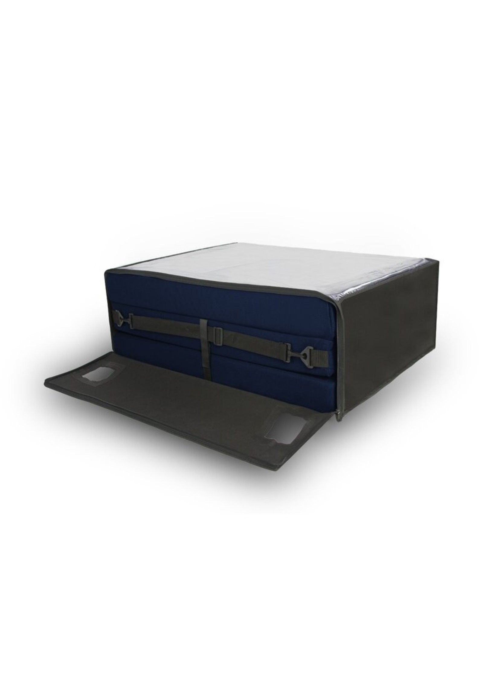 *Twin  - Jr Tri-fold Cot - Navy - Final Sale