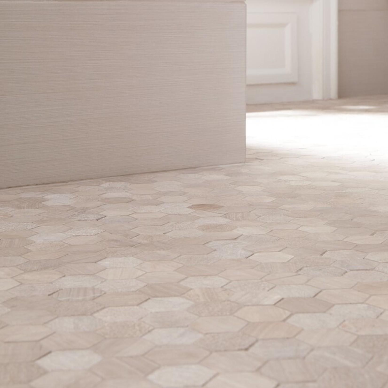 *Tile Set - Hexagon - 9.8 sq ft  - Final Sale