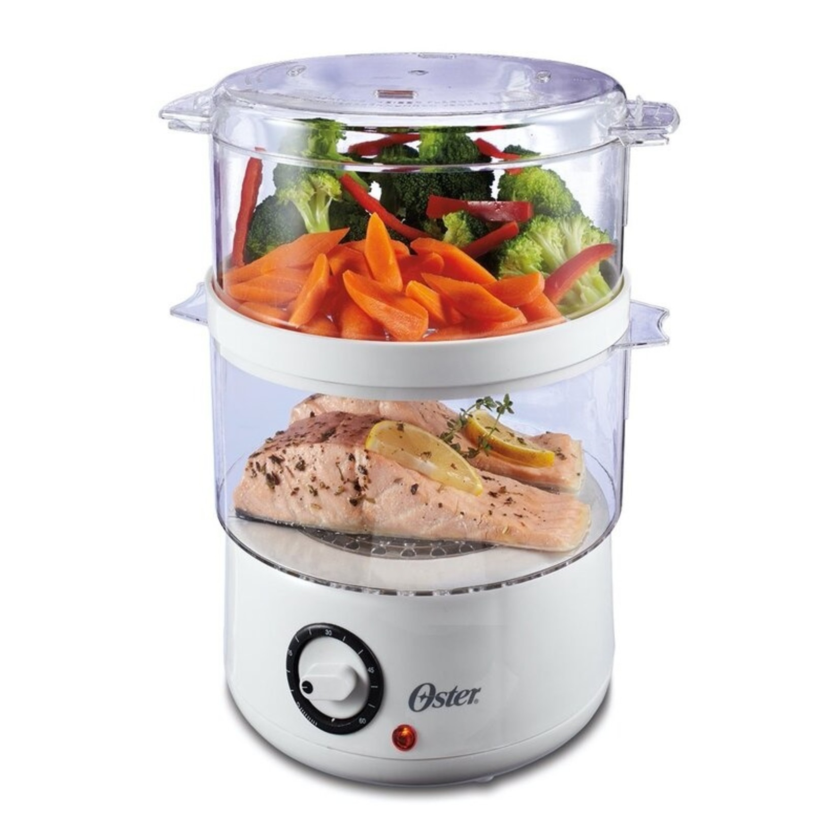 *Oster 5 Qt. Double Tiered Food Steamer