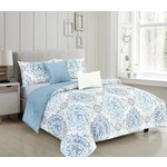 *King - Sighmund Reversible Comforter Set - Final Sale