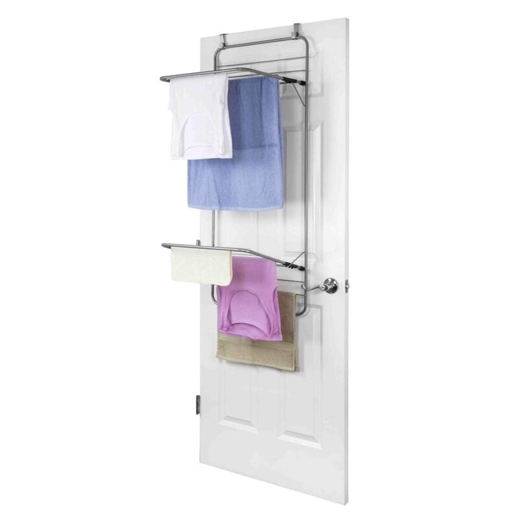 *Hanging Over-the-Door Towel Rack