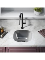 "*Toulouse 18"" L x 17"" W Undermount Kitchen Sink"