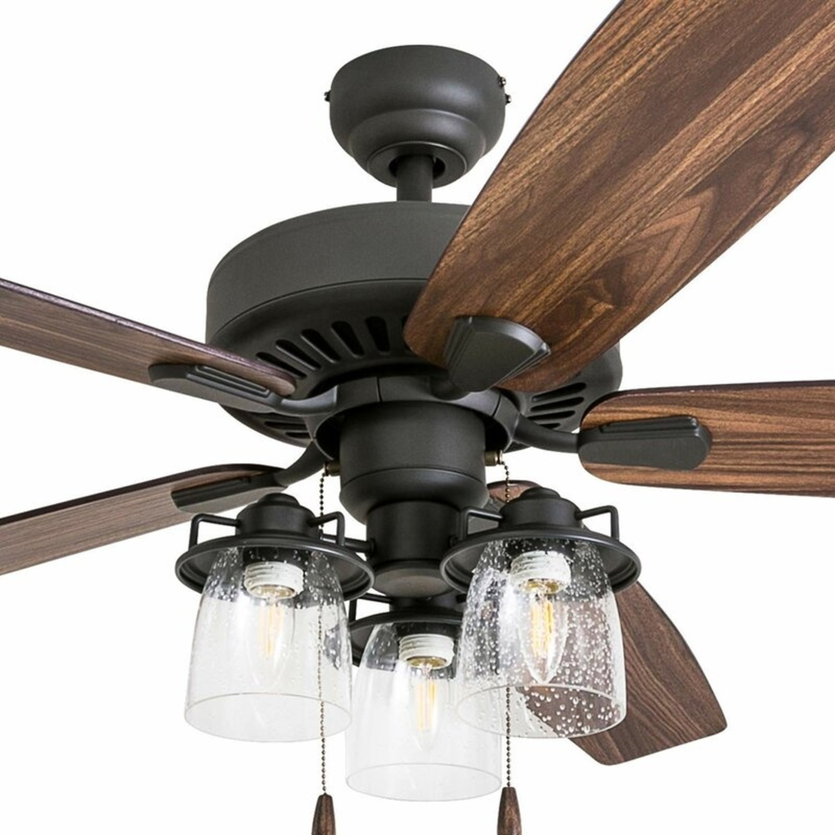 """*60"""" Croix 5 - Blade Standard Ceiling Fan with Light Kit Included"""