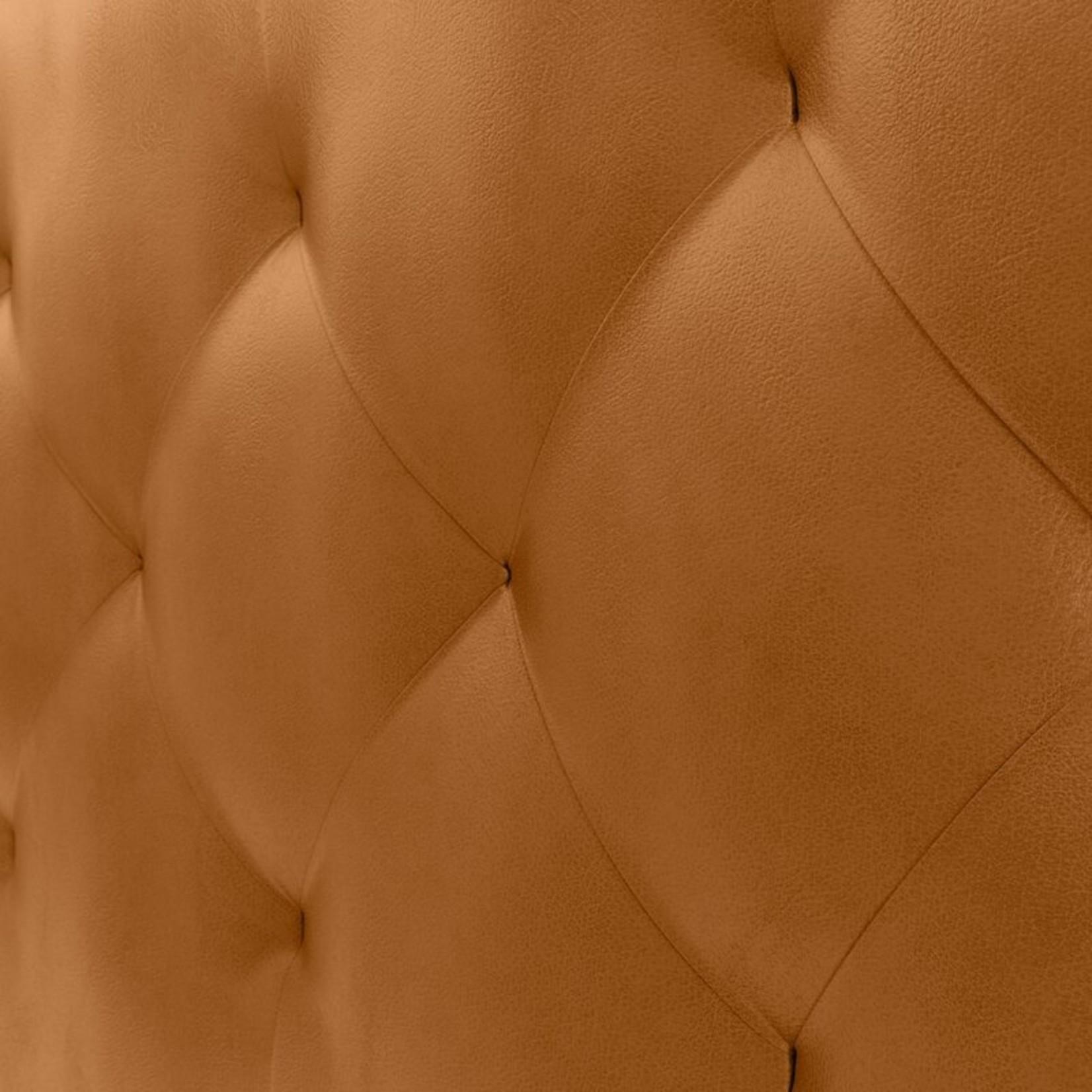 *Full - Conoly Upholstered Panel Headboard - Carmel
