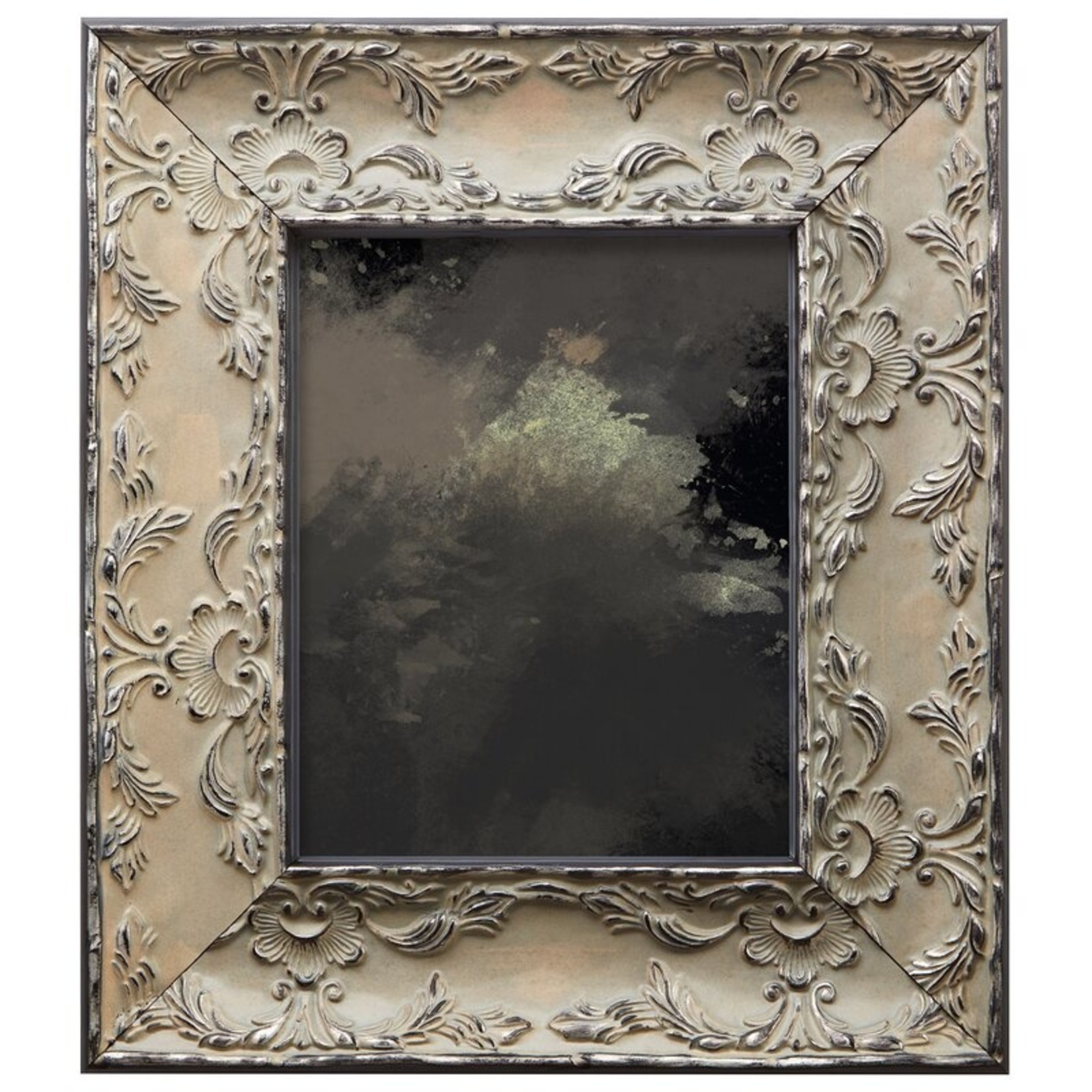 """*16"""" x 20"""" - Adaleya 325, Ornate Picture Frame With Glass Facing"""