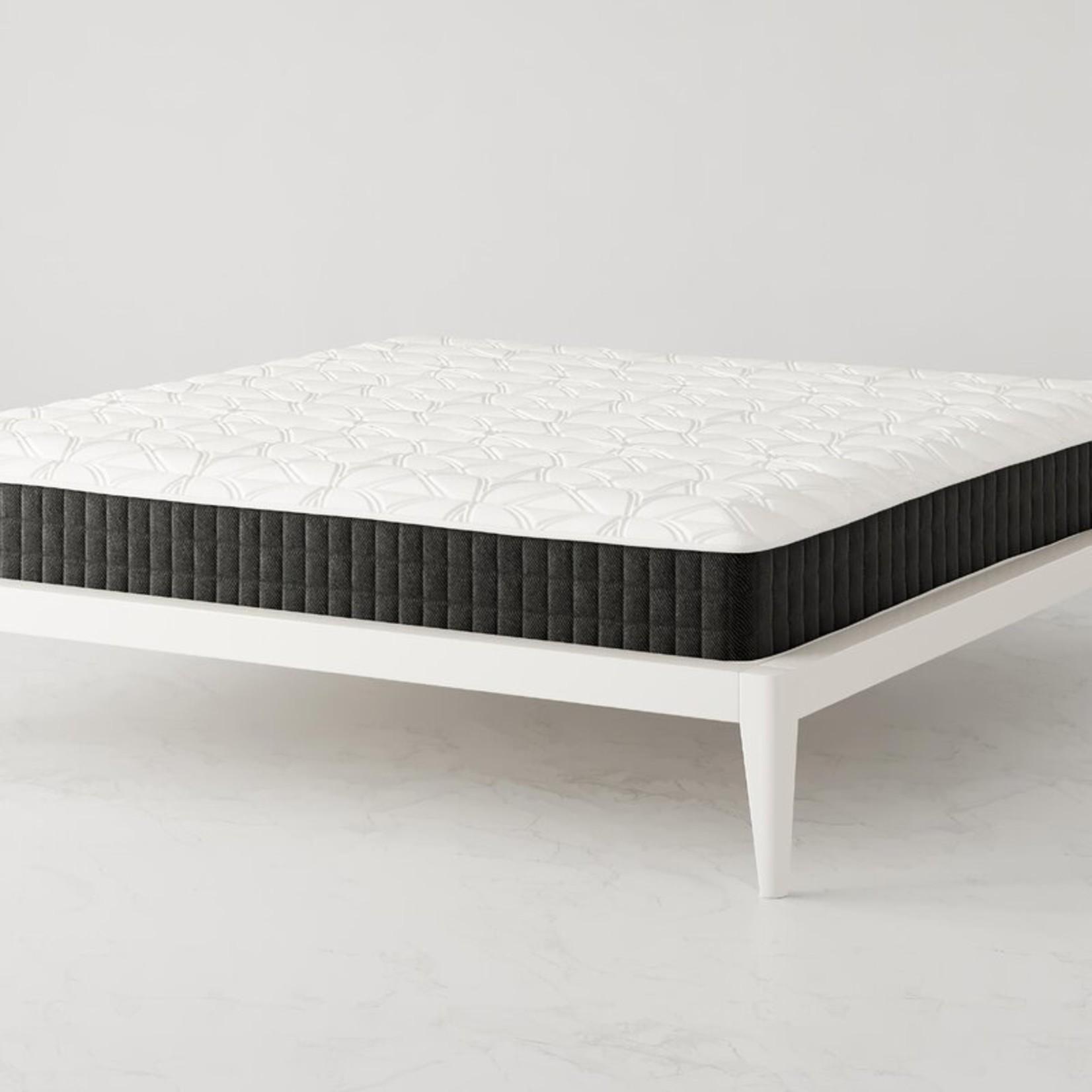 "*King -Signature Sleep Majestic 12"" Medium Innerspring Mattress - Final Sale"