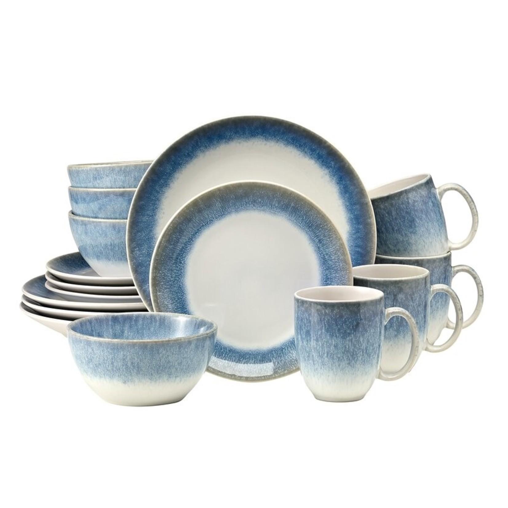 *Meadow 16 piece Dinnerware Set - Service for 4