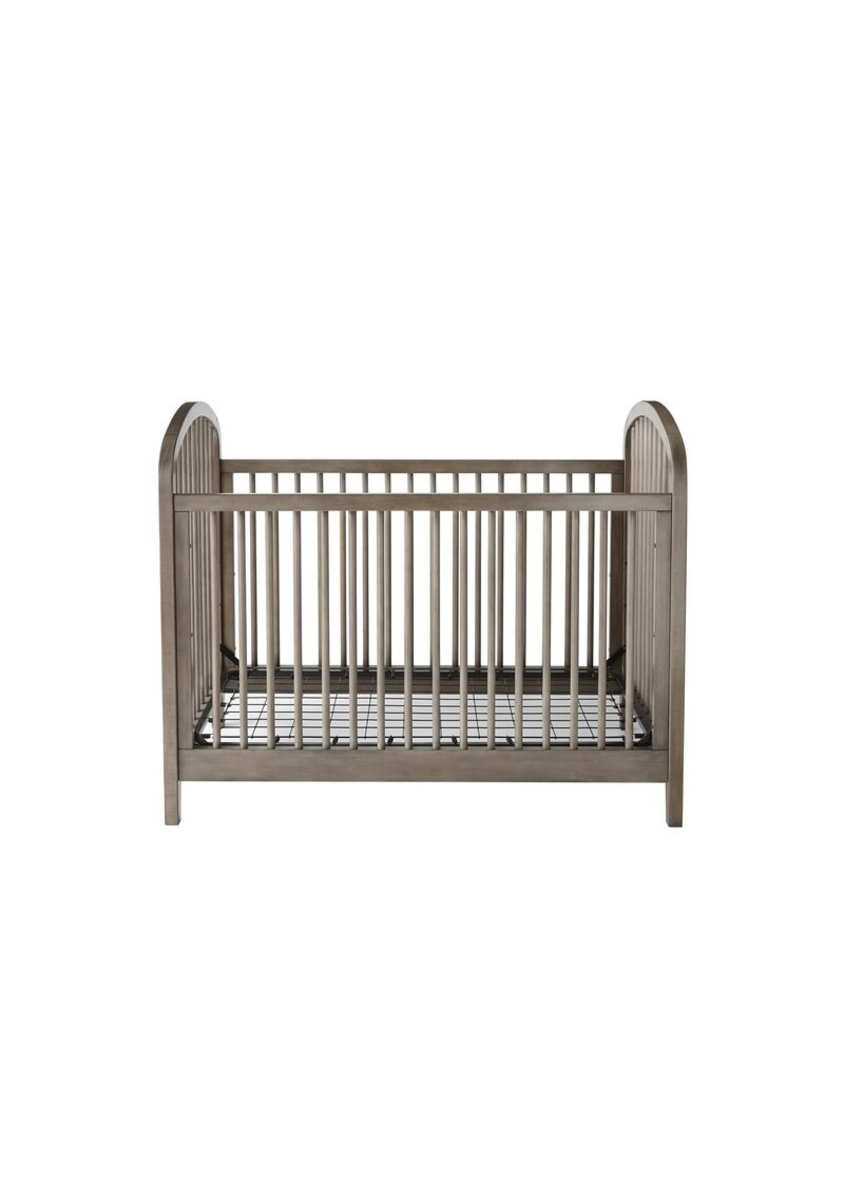 *Elston 3-in-1 Convertible Crib - Grey