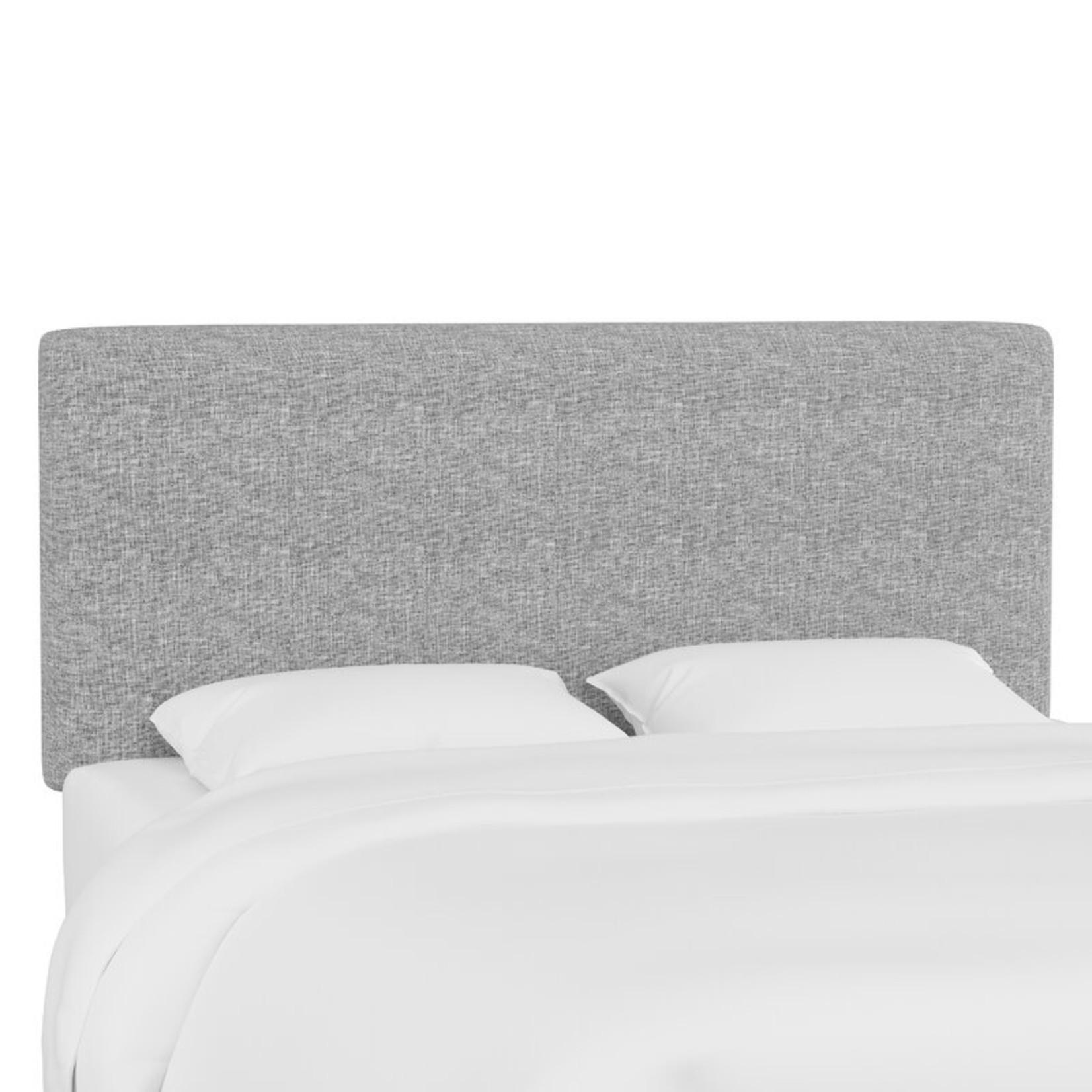*King - Berkshire Upholstered Panel Headboard - Pumice