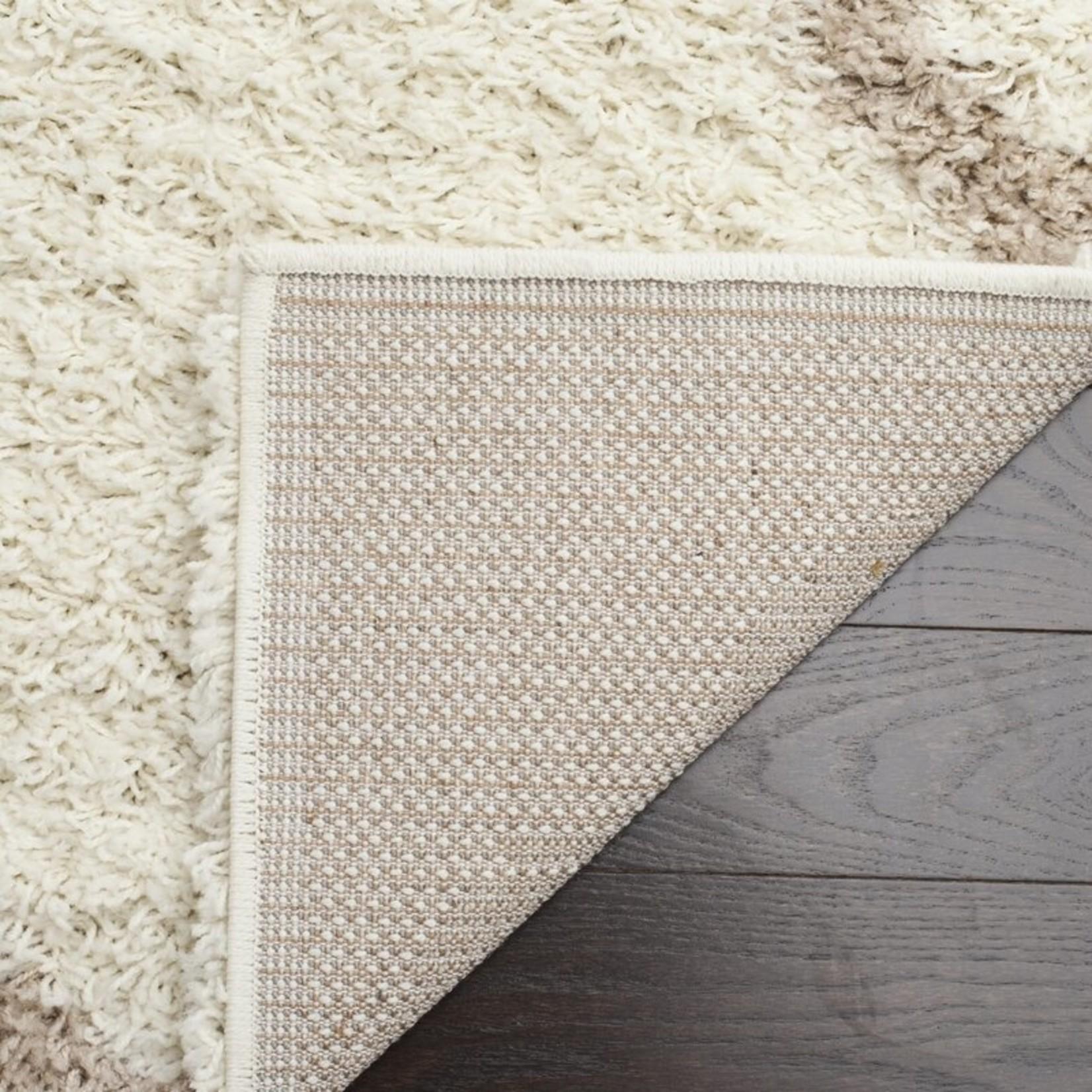 *4' x 6' -Lapidge Geometric Ivory/Beige Area Rug