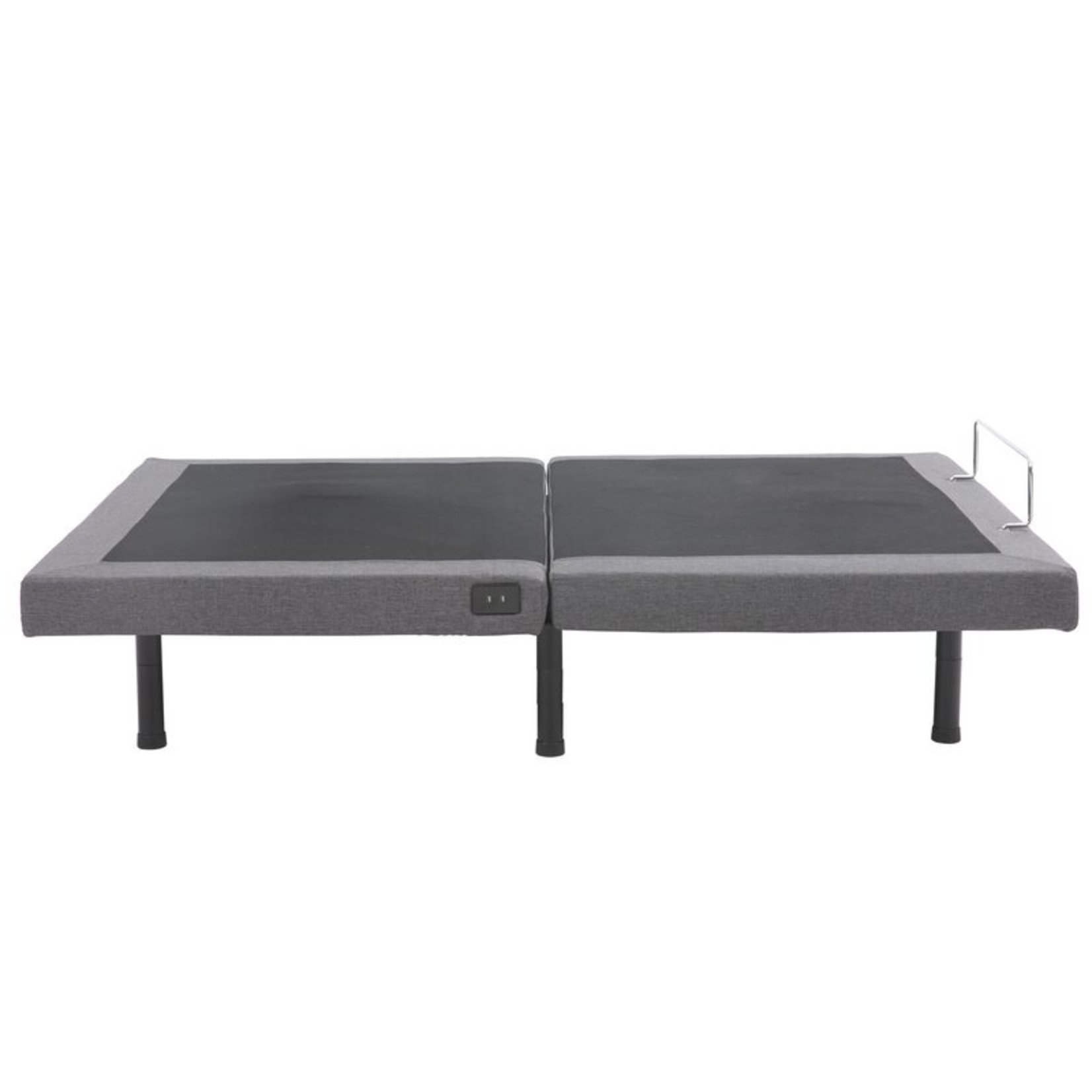 """*Queen - 15"""" Massaging Zero Gravity Adjustable Bed Base with Wireless Remote"""