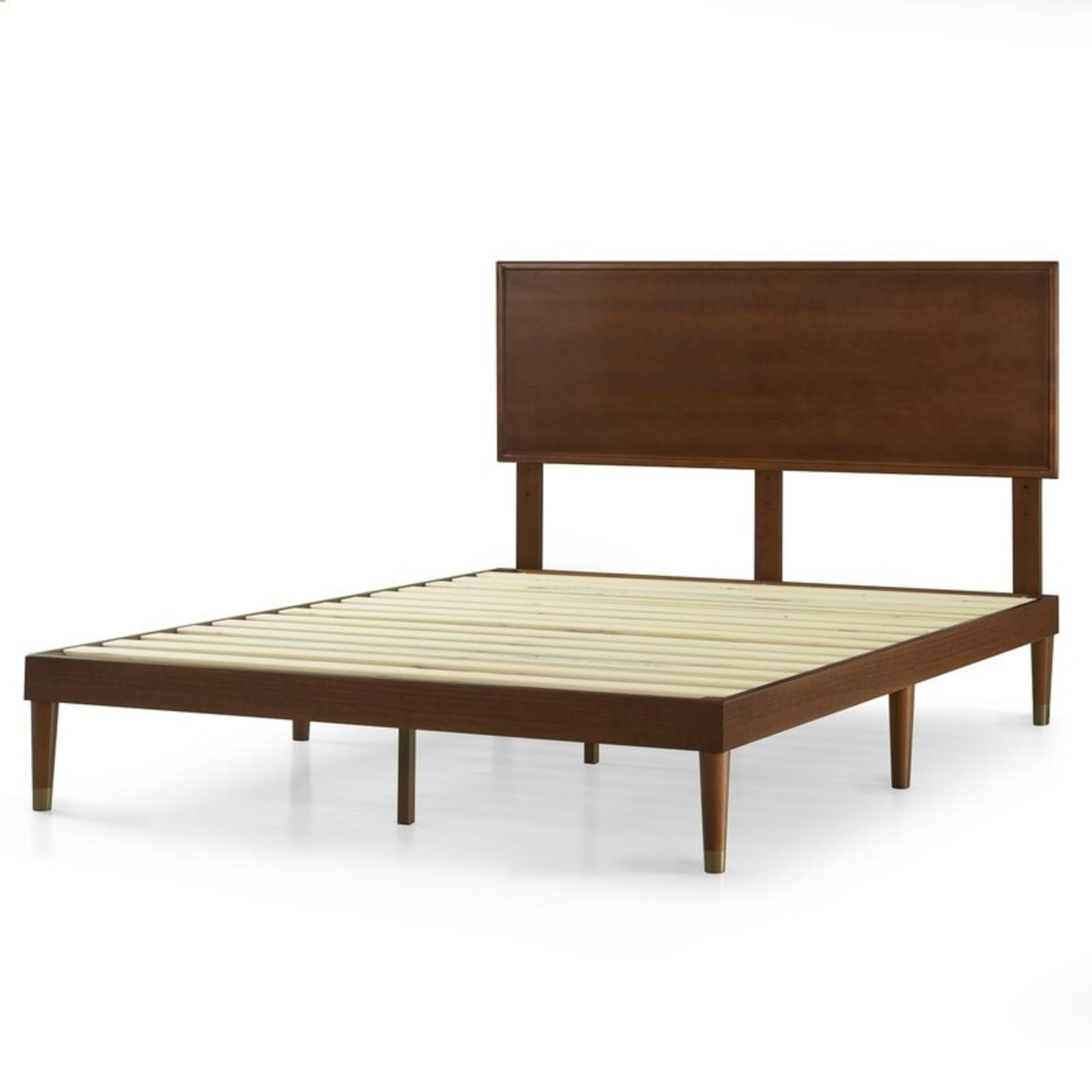 *Full - Buhr Platform Bed - Expresso