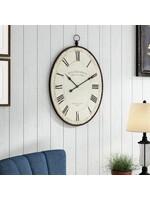 """*23.5"""" x 36 """" - Oversized Immanuel Wall Clock"""
