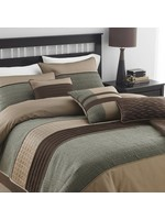 *King - Wissem Lexia Comforter Set - Final Sale