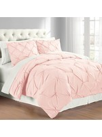 *King - Ishee Microfiber Comforter Set - Final Sale