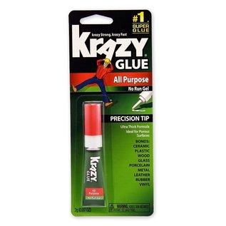 Krazy Glue All Purpose Krazy Glue Instant Gel - 0.07 oz